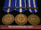 FULL SIZE NATO MEDALS
